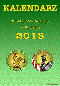 Kalendarz Bractwa Kurkowego w Rawiczu