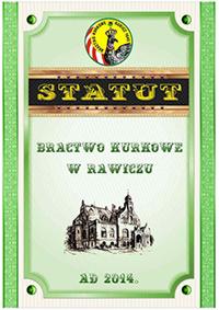 Statut Bractwa Kurkowego w Rawiczu